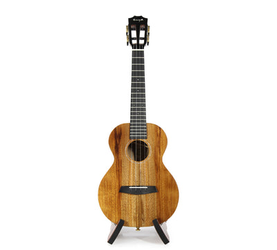 Enya All-Solid Hawaiian Koa Tenor Ukulele A1