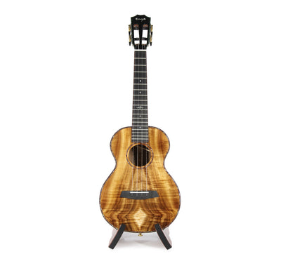 Enya All-Solid Hawaiian Koa Tenor Ukulele A5