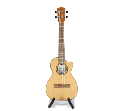 Leho All-Solid Cedar Mahogany Tenor Ukulele (CSM Series)