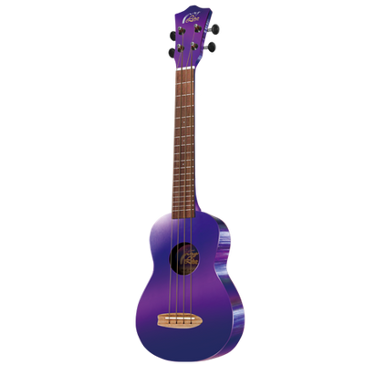 MyLeho Coloured Concert Ukulele (Purple Chameleon)