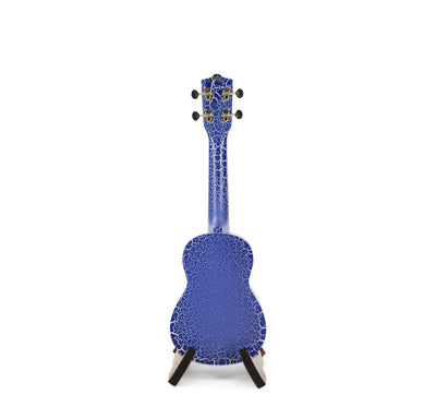 MyLeho Coloured Soprano Ukulele (Dreamy Blue)