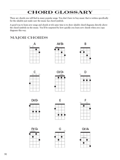Left-Handed Ukulele – The Complete Method Book