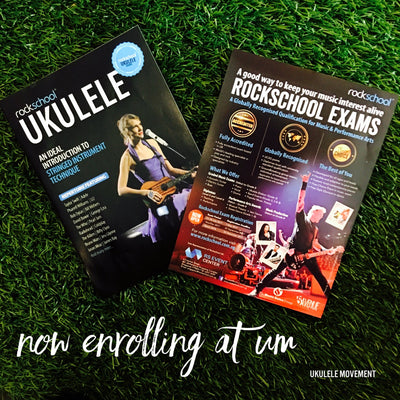 Rockschool Exam (Ukulele)