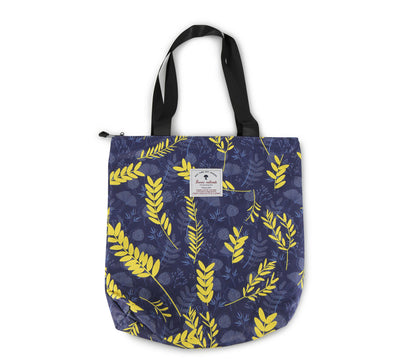 Hawaiian Tote Bag - Wheat 11