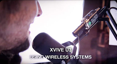 Xvive U3 Wireless Microphone System