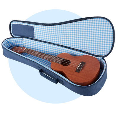 aNueNue Hawaiian Dream (3-Series) Solid Top Ukulele