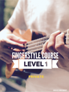 Fingerstyle Basics Course Level 1 (Pte one-to-one)
