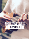 Fingerstyle Basics Course Level 1 (Group)