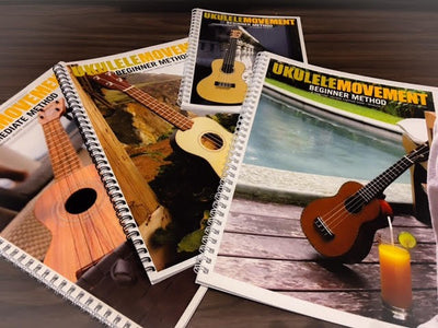 Live Online Ukulele Course MODULE 1+ (1-to-1)