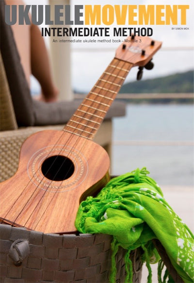Live Online Ukulele Course MODULE 3 (1-to-1)