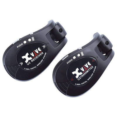 Xvive U2 Rechargeable 2.4GHZ Wireless System