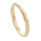 Hawaiian Jewelry 14K Yellow Gold 2mm King Scrolling Ring - Hanalei Jeweler