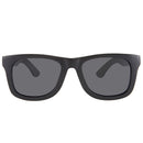 Black Sandalwood Sunglasses Rectangle Frame with nose - Hanalei Jeweler