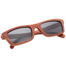 Rose Wood Sunglasses Rectangle Shape - Hanalei Jeweler