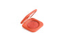 Cheek is red A high definition lightweight blush that blends evenly.