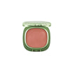 Cheek is red  Creates a variety of special effects with the ultimate staying power.