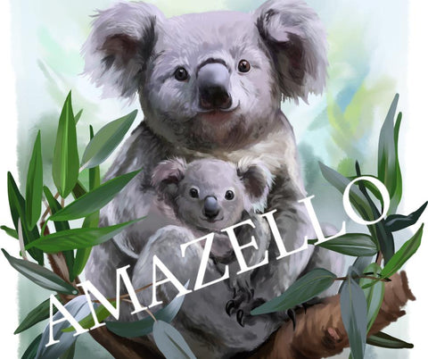 Image of 5D Diamond Painting Koala