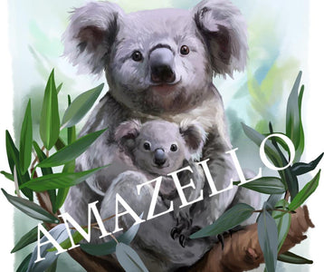 5D Diamond Painting Koala
