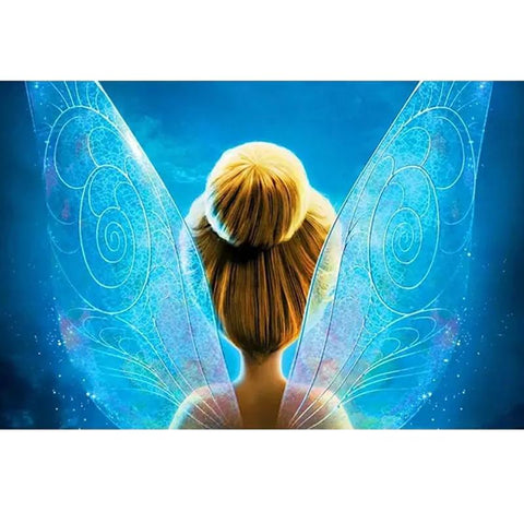 Image of 5D Diamond Painting Fairy Wings