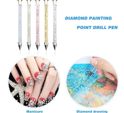 5D Diamond Painting Drill Point Pen