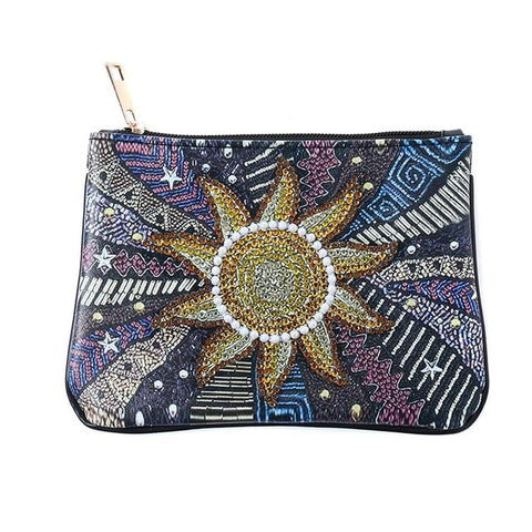 5D Diamond painting Partial Drill Purse