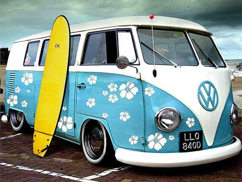 5D Diamond Painting VW