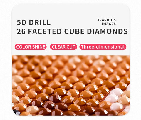 5D Diamond Painting Easter **Exclusive Collection - Round Drills Only**