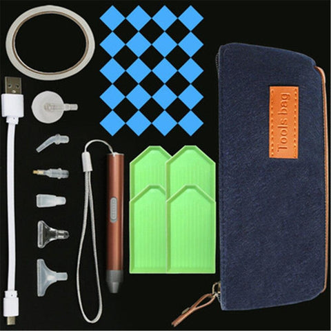 Image of Diamond Painting Tool Set