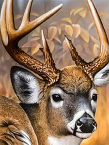 5D Diamond Painting Deers