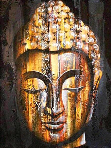 Image of 5D Diamond Painting Budda