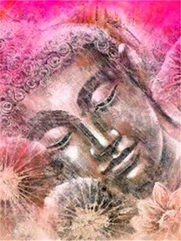 5D Diamond Painting Budda