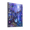 5D Diamond Painting Partial Drill Sparkling Deer in the Moonlight