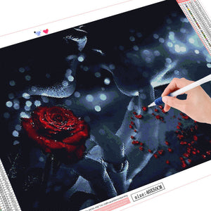 5D Diamond Painting Happily Ever After