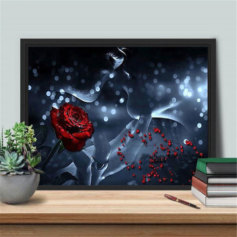 Image of 5D Diamond Painting Happily Ever After