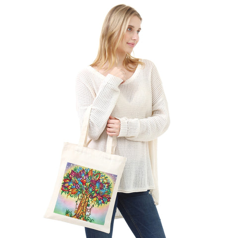 5D Diamond Painting Totes