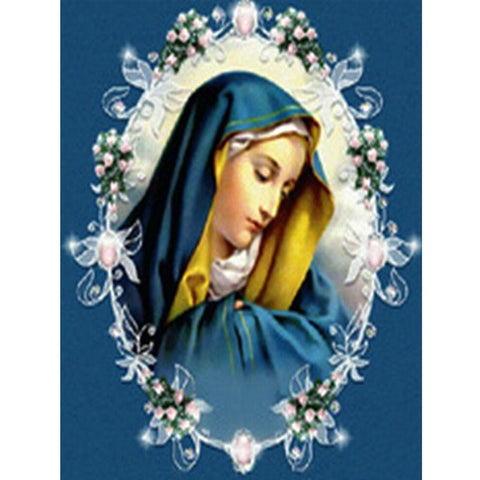 5D Diamond Painting Virgin Mary