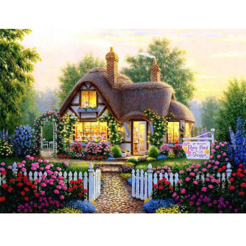 Image of 5D Diamond Painting Mini Cottage Collection
