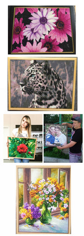 Image of 5D Diamond Painting Custom Images - READ DESCRIPTION PRIOR TO ORDERING