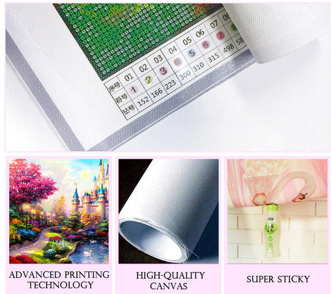 Image of 5D Diamond Painting Sewing Machine