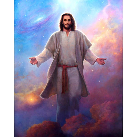 Image of 5D Diamond Painting Jesus Religious Series