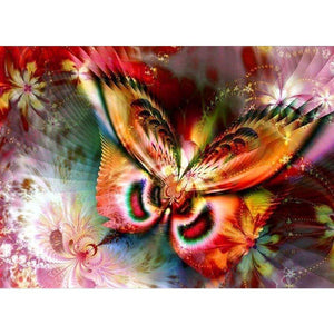 5D Diamond Painting Dream Butterfly