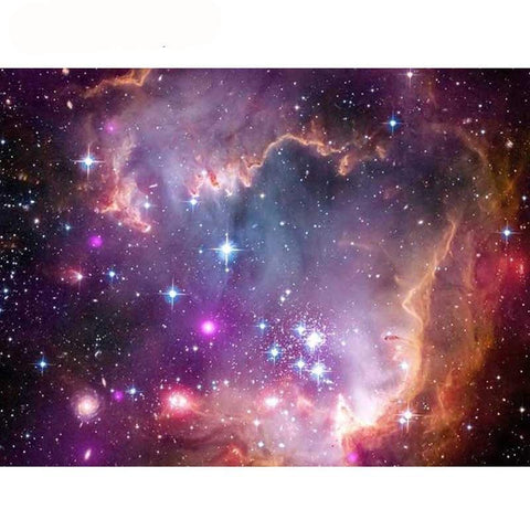 Image of 5D Diamond Painting Star Sky Universe