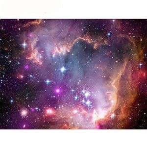 5D Diamond Painting Star Sky Universe