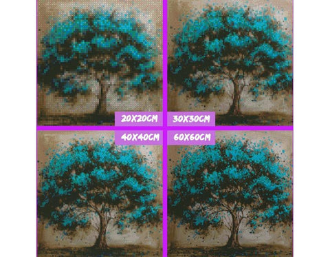Image of 5D Diamond Painting Life Tree