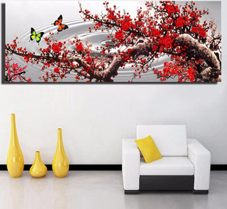 5D Diamond Painting Plum Blossom