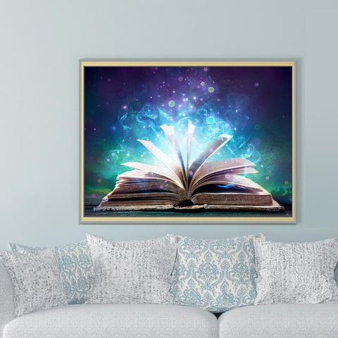 Image of 5D Diamond Painting Magic Book