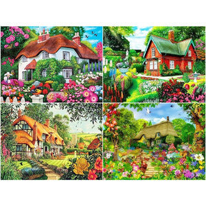 5D Diamond Painting Homie Garden Collection