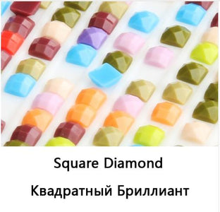 5D Diamond Painting Cocker 3 **exclusive collection**