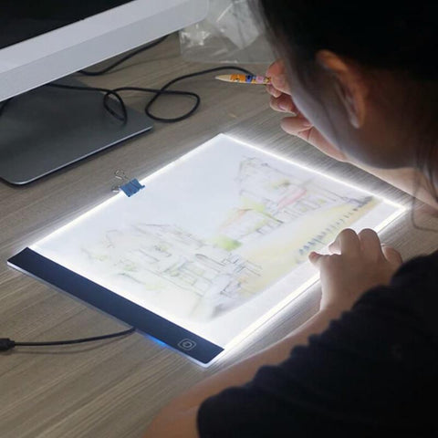 Image of 5d Diamond Painting Light Board 3.5mm A4 LED