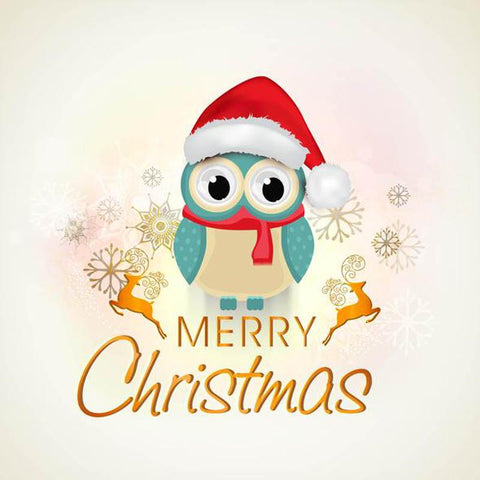 Image of 5D Diamond Painting Merry Christmas Message